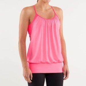 Lululemon No Limits Workout Tank Top - Pink